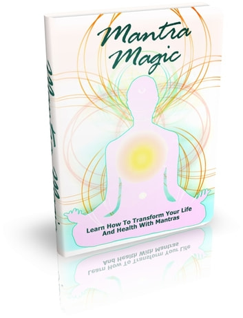 Mantra Magic ebook by Anonymous