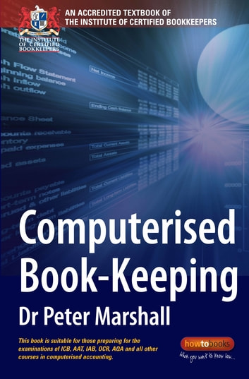 Computerised Book-Keeping eBook by Dr. Peter Marshall