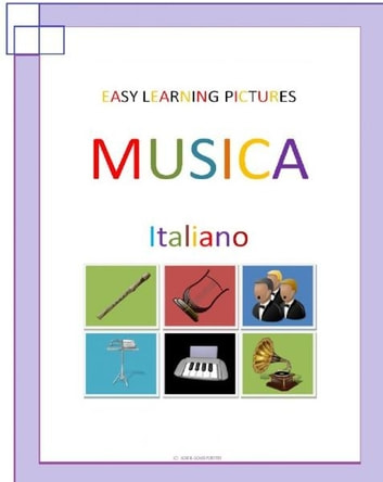 Easy Learning Pictures. Musica. ebook by Jose Remigio Gomis Fuentes Sr
