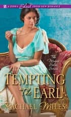 Tempting the Earl ebook by Rachael Miles