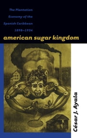 American Sugar Kingdom - The Plantation Economy of the Spanish Caribbean, 1898-1934 ebook by César J. Ayala