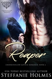Reaper - A raven paranormal romance ebook by Steffanie Holmes