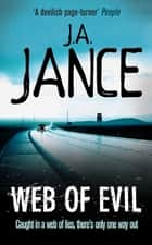 Web of Evil ebook by J.A. Jance