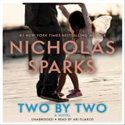 Two by Two audiobook by Nicholas Sparks