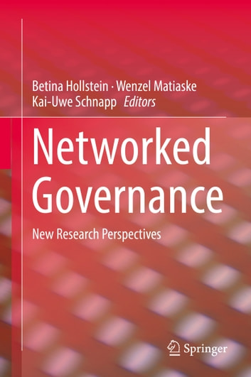 Networked Governance - New Research Perspectives ebook by