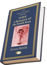 Typee - A Romance of the South Seas ebook by Herman Melville