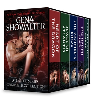 Atlantis Series Complete Collection - A Paranormal Romance Box Set ebook by Gena Showalter