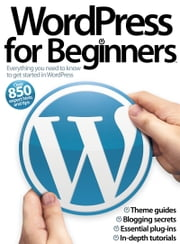 WordPress for Beginners ebook by Imagine Publishing