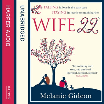 Wife 22 audiobook by Melanie Gideon