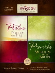 Psalms Poetry on Fire and Proverbs Wisdom From Above - 2-in-1 Collection with 31 Day Psalms & Proverbs Devotionals ebook by Brian Simmons
