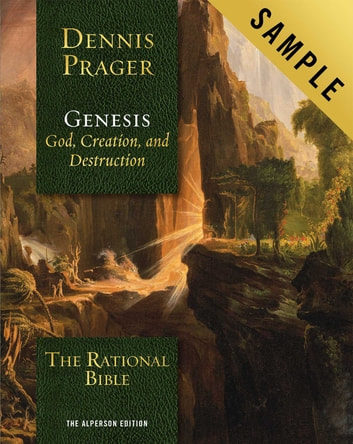 The Rational Bible: Genesis - SAMPLE ebook by Dennis Prager