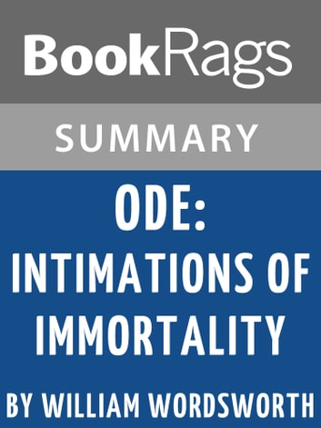 wordsworth immortality ode