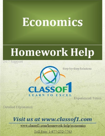 Identify The Equilibrium Price ebook by Homework Help Classof1