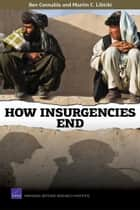 How Insurgencies End ebook by Ben Connable, Martin C. Libicki