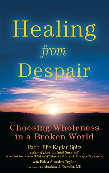 Healing from Despair - Choosing Wholeness in a Broken World ebook by Rabbi Elie Kaplan Spitz