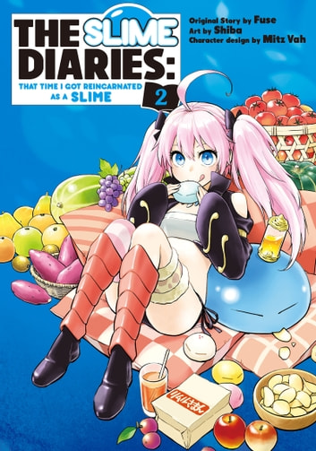 The Slime Diaries: That Time I Got Reincarnated as a Slime 2 ebook by Shiba,Shiba