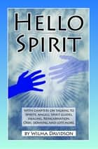 Hello Spirit - Talking to Spirits, Angels, Spirit Guides, Healing, Reincarnation, Orbs, Dowsing and much more ebook by Wilma Davidson