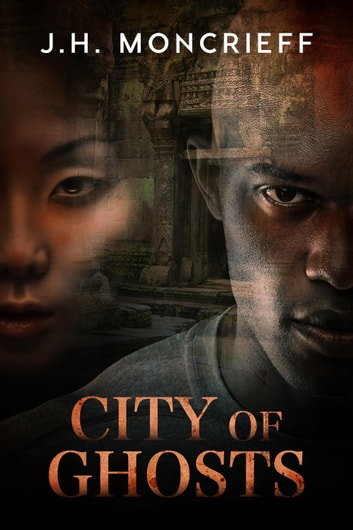 City of Ghosts - GhostWriters, #1 ebook by J.H. Moncrieff