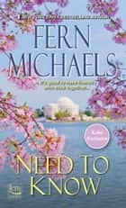 Need to Know ebook by Fern Michaels