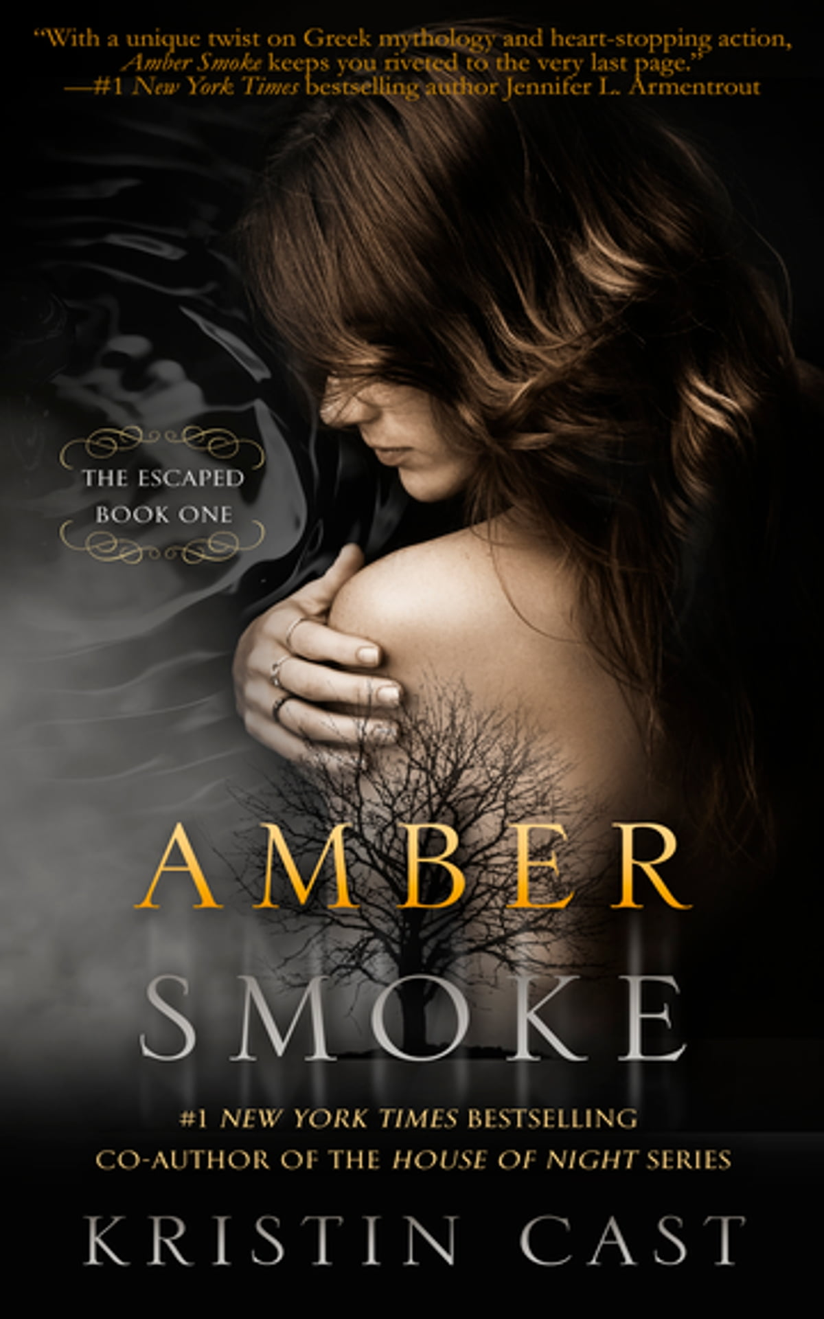 Amber Smoke  The Escaped  Book One Ebook By Kristin Cast