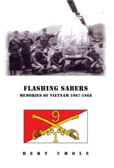 Flashing Sabers ebook by Bert Chole