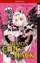 Demon Chick x Hack 01 eBook by Arina Tanemura