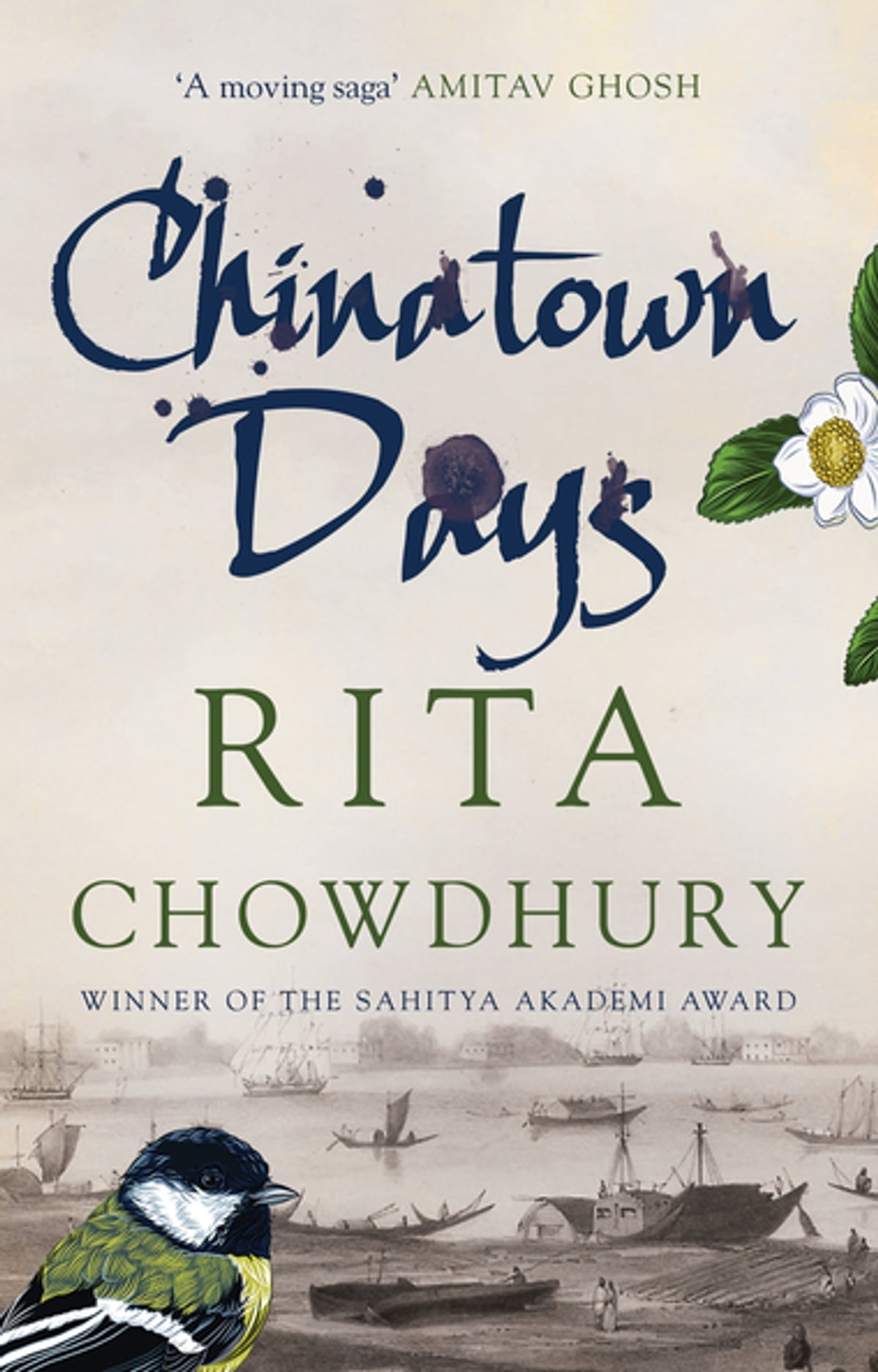 Chinatown Days ebook by Rita Chowdhury - Rakuten Kobo