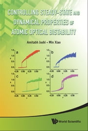 Controlling Steady-State and Dynamical Properties of Atomic Optical Bistability ebook by Amitabh Joshi,Min Xiao