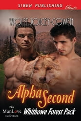 Alpha Second ebook by Violet Joicey-Cowen
