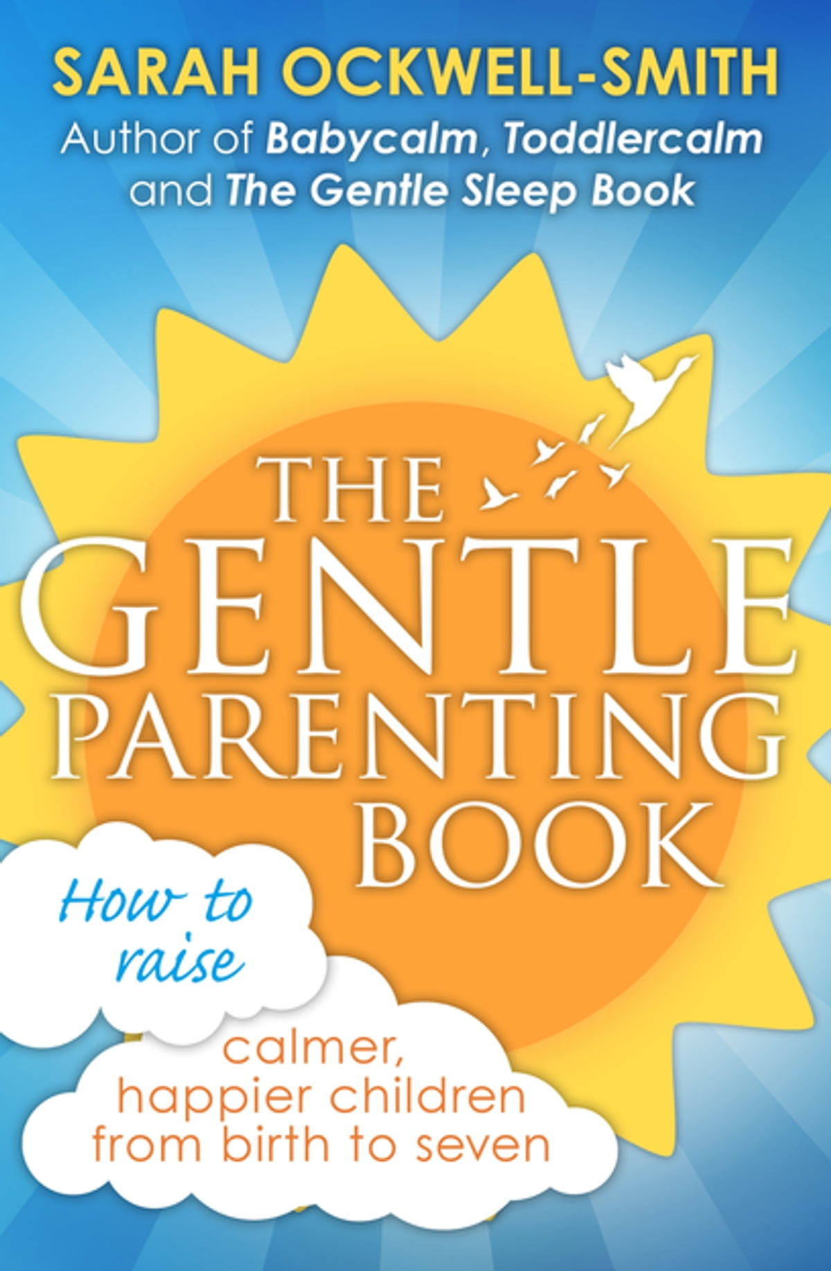 Gentle Potty Training Book by Sarah Ockwell-Smith