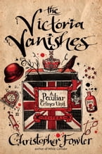 The Victoria Vanishes, A Peculiar Crimes Unit Mystery