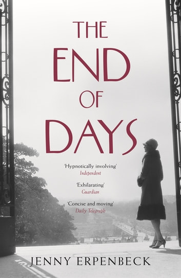 The End of Days ebook by Jenny Erpenbeck