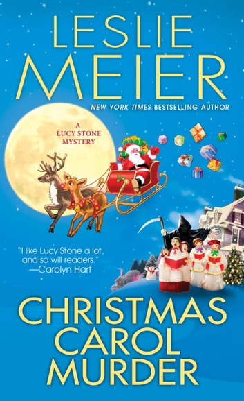 Christmas Carol Murder ebook by Leslie Meier
