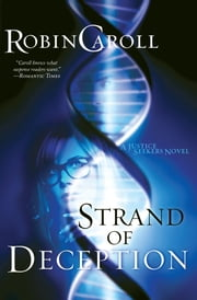 Strand of Deception ebook by Robin Caroll