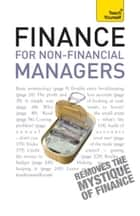 Finance for Non-Financial Managers - A comprehensive manager's guide to business accountancy ebook by Roger Mason