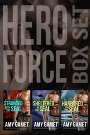 HERO Force Box Set - Books 1 - 3 ebook by Amy Gamet