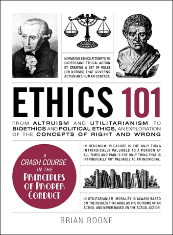 Ethics 101 ebook by brian boone 9781507204948 rakuten kobo ethics 101 from altruism and utilitarianism to bioethics and political ethics an exploration of fandeluxe