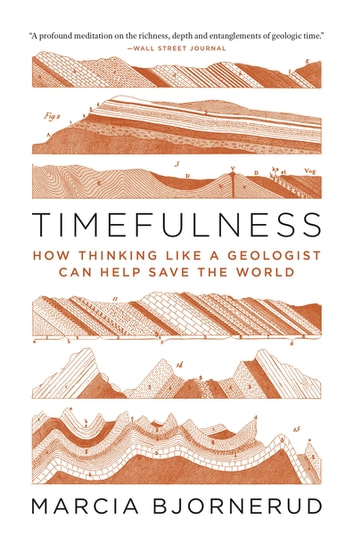 Timefulness - How Thinking Like a Geologist Can Help Save the World ebook by Marcia Bjornerud