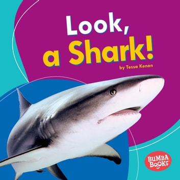 Look, a Shark! audiobook by Tessa Kenan