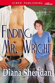 Finding Mr. Wright ebook by Diana Sheridan