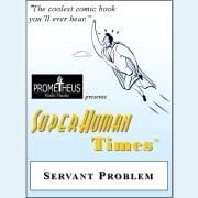 Servant Problem audiobook by Lance Woods