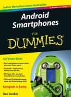 Android Smartphones für Dummies ebook by Dan Gookin
