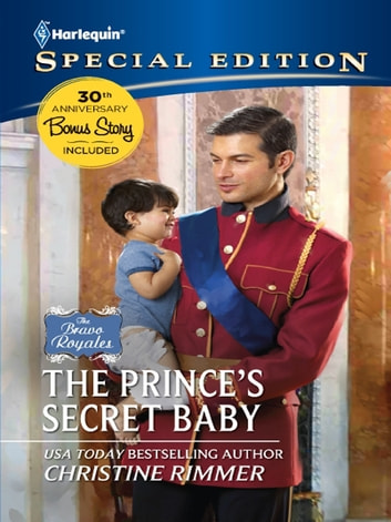 The Prince's Secret Baby ebook by Christine Rimmer