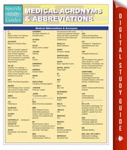 Medical Abbreviations & Acronyms (Speedy Study Guides) ebook by Speedy Publishing