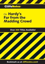 CliffsNotes on Hardy's Far from the Madding Crowd ebook by R E Jonsson