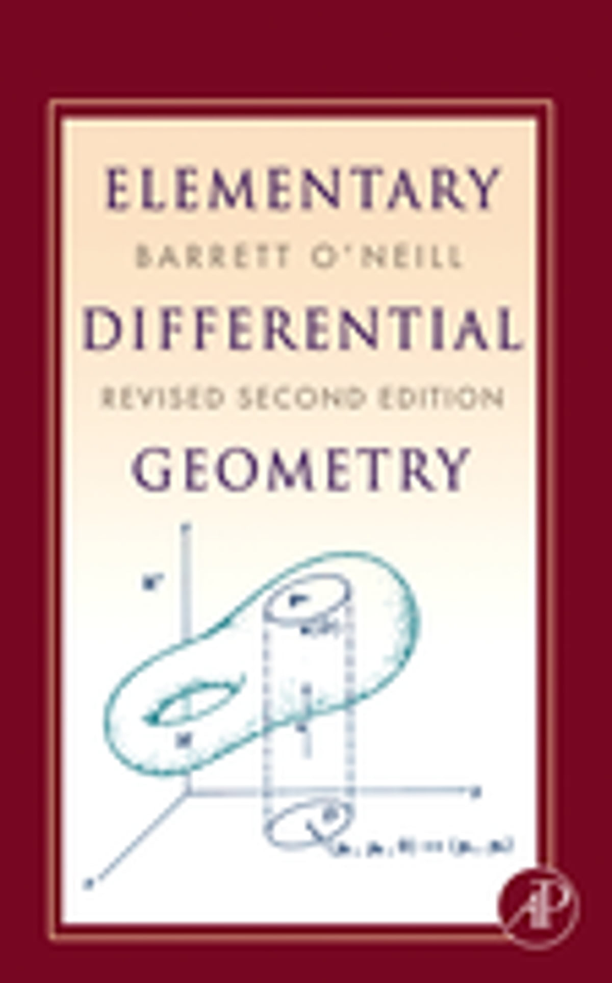 Elementary Differential Geometry, Revised 2nd Edition eBook by Barrett  O'Neill - 9780080505428 | Rakuten Kobo