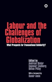 Labour and the Challenges of Globalization - What Prospects For Transnational Solidarity? ebook by Andreas Bieler,Ingemar Lindberg,Devan Pillay