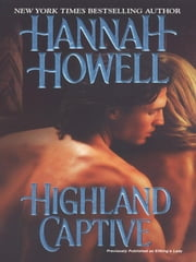 Highland Captive ebook by Howell, Hannah