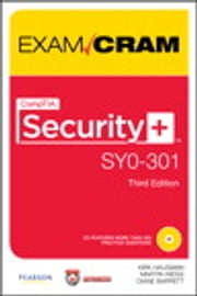CompTIA Security+ SY0-301 Exam Cram ebook by Kirk Hausman,Martin Weiss,Diane Barrett