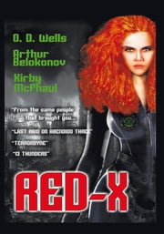 Red-X ebook by O.D. Wells